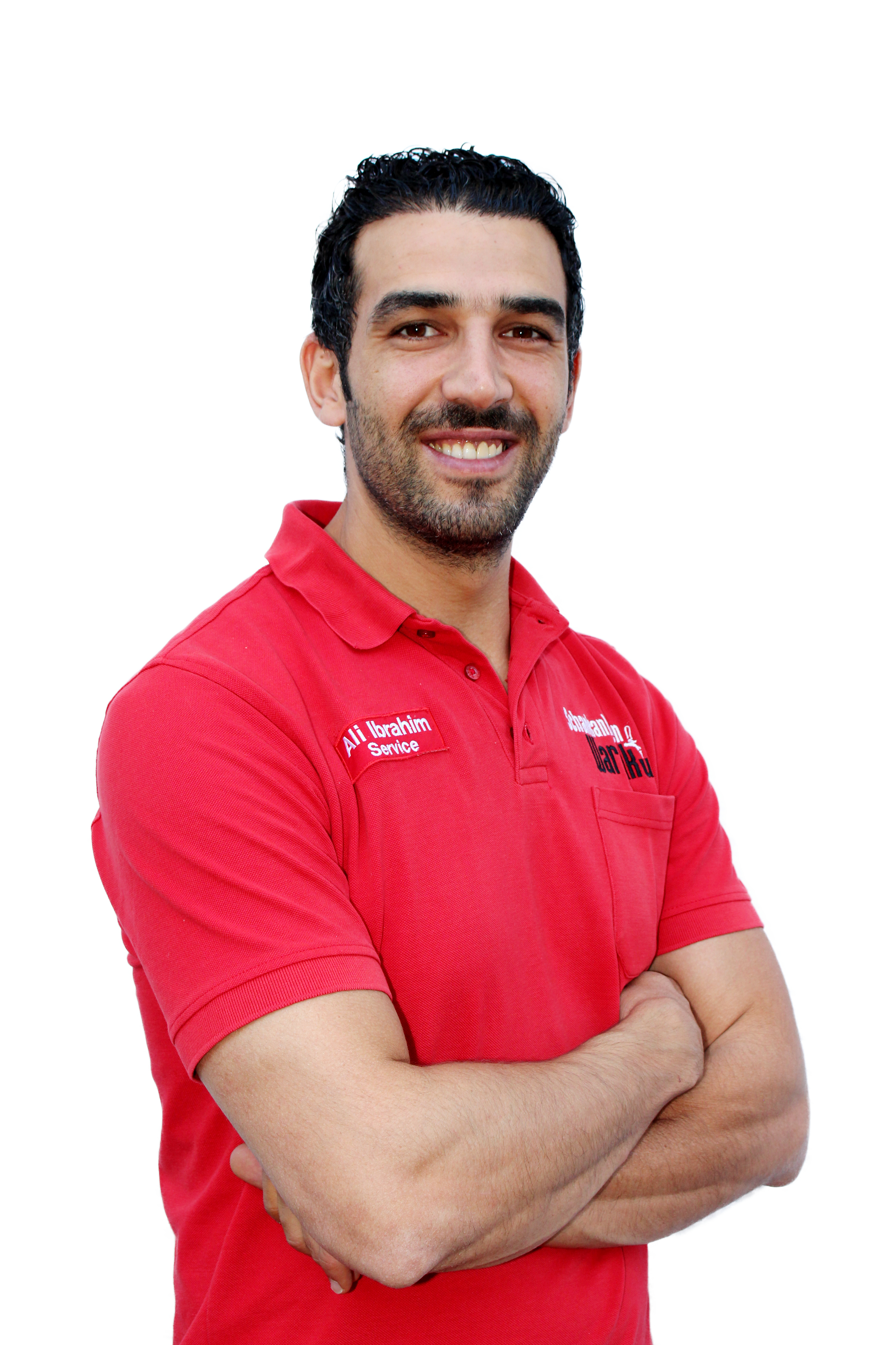 Ali Ibrahim, Service